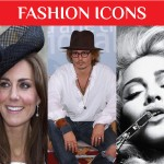 Top 5 Fashion Icons of Modern Time