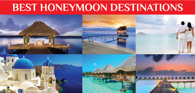6 Exotic Places to Consider for Honeymoon Deals