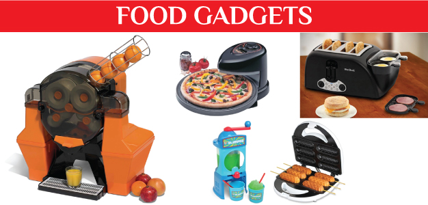 Top 5 Best Gadgets For Food Lovers